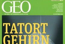 Cover - GEO / Hier siehst Du die Cover aller GEO Ausgaben.