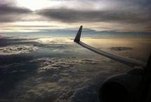 ENTRE LAS NUBES / Desde arriba, adentro y afuera, nuestros viajeros siempre tienen una mirada diferente. En esta sección, la mirada de ellos cuando vuelan con nosotros es también una forma de expresión; conoce cómo disfrutan nuestros usuarios sus vuelos desde lo alto. ¡Bienvenido a bordo!