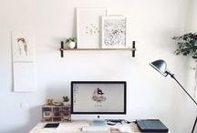 office space / by Chrissy Senger