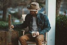 Dress Like Him /  I often myself shopping in the men's section. / by Jessica Fox