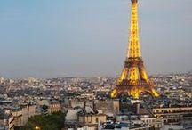 Paris vignettes / by Rita Bergoudian