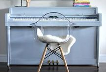 Furniture Makeover / Looking for fun furniture makeovers? You are in the right place! / by The DIY Dreamer