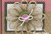 Cards, Embellishments / by Susie Mills