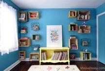 Storage / by The DIY Dreamer