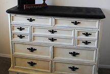 Furniture upscale & all things DIY / by Serena Ryan
