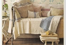 French Farmhouse Decor / Dreaming of a French farmhouse.