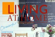 Cover - Living at Home