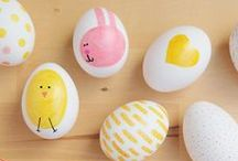 Easter is not just for Bunnies / A lot of fun Easter crafts, projects, and recipes! / by The DIY Dreamer