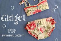 Sewing patterns- / by Heather King Adamson