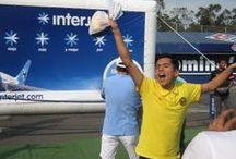 CLUB AMÉRICA  /  ¡Vive tu pasión por el Club América con Interjet!