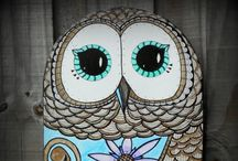 Whooooters <3 / Owls / by Heather King Adamson