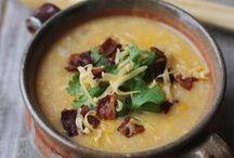 Soups/Stews / Soup & stew recipes