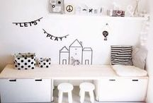 Project Playroom / The idea is to turn the attic in a playroom...
