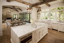 Kitchen Dining Room Open Concept / Finding the balance for casual entertaining