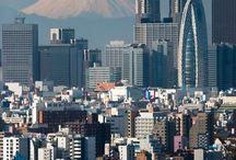 """Tokyo / Tokyo  Considerada uma das cidades mais vibrantes do mundo, Tokyo é uma capital fantástica, completa e com opções ilimitadas. Ela oferece uma imersão em valores diferentes e nos proporciona um choque cultural nos mais diversos âmbitos. A cidade é viva noite e dia, tem ótimos pontos turísticos, excelente gastronomia (já foi considerada a cidade com mais restaurantes nos Guias Michelin) e é simplesmente um paraíso para fazer compras.   Moderna, cheia de letreiros com propagandas e com mais de 37 milhões de pessoas em sua região metropolitana (mais do que a população de muitos países), Tokyo sabe harmonizar seu crescimento e globalização ao tradicionalismo. Muito próximo de áreas de grande movimento, existem templos antigos e, ao lado de estações de trens complexas e cheias de gente, existem parques que funcionam como um refúgio de todo aquele burburinho urbano. Sua organização é mais uma característica marcante da capital, que destoa de muitas outras cidades na Ásia.    Shinjuku-gyoen  Entre os principais atrativos da cidade estão a super Tokyo Skytree, construída para a ser maior torre do mundo, com 643 metros de altura. Outra atração interessante é o Tsukiji Market, onde acontece o leilão de atum no amanhecer de cada dia. O cruzamento de Shibuya, considerado o mais movimentado do mundo, figura entre os locais que devem ficar no topo de sua lista de afazeres, assim como um passeio por Shinjuku, que tem uma das estações mais movimentadas do mundo. Com tanta criatividade, um trabalho tão perfeccionista e tantas pessoas na cidade, são muitas as coisas em Tokyo que são as """"maiores do mundo"""".   Como já não há tanto espaço para crescer horizontalmente, Tokyo cresce verticalmente. Shoppings e edifícios com vários andares fazem parte do pano de fundo. As lojas de departamento, que são maravilhosas para quem quer fazer compras, também são verticais, com pisos destinados apenas às comidas! Muitas pessoas pensam que na cozinha japonesa existem apenas sushis e sashimis, """