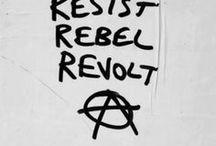 Little dangerous Rebellion / The little rebellion never killed nobody. Maybe...