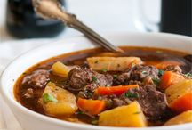 Hearty Soups and Stews / Delicious soups and stews for when the temperature drops!