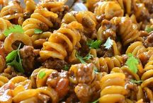 Perfect Pasta Dishes / Perfect pasta recipes for easy, delicious, hearty meals.