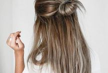 Inspiration| hair styling