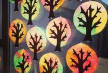 Tvoření s dětmi podzim