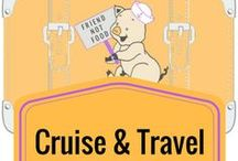Cruise & Travel Packing Tips / The best cruise and travel packing tips I have found - and my own tried and tested ones.