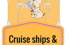 Cruise Ships / Cruise ships and related photography from other cruise loving and perhaps blogging individuals