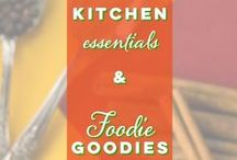 Kitchen essentials & foodie finds / Chef-curated kitchen essentials, foodie goodies, cooking and kitchen tips.  Here are a few of our favorite things!  Check out our healthy cooking sauces at www.MesadeVida.com!