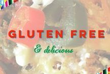 Gluten Free Recipes with Mesa de Vida / Healthy, exciting, delicious and simple gluten free recipes that the entire family will love!