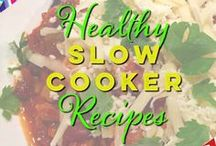 Healthy Slow Cooker / CrockPot Recipes with Mesa de Vida healthy cooking sauces / Healthy, delicious, simple recipes for your slow cooker. Mesa de Vida healthy cooking sauces are gluten free, low sodium, and loaded with flavor! The perfect flavor base to infuse your recipes with amazing taste and nutrition. They are also  versatile and have hundreds of uses!