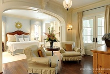 Bedrooms / by Derek M Design