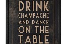 Everything Champagne / by Wendy