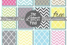 Fonts, Wallpapers, Gadgets, Etc. / by Shannon Fox