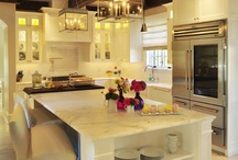 home | dream kitchen / Mostly dreamy white kitchens to inspire