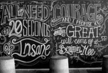 Chalkboard Paint♥