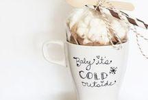 DIY gift ideas  / Homemade gift ideas