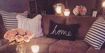 Living Rooms & Kitchens / Dream home decor & more...