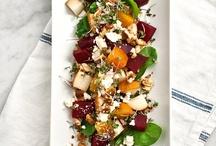 Nourish | Salad / Beautiful salads