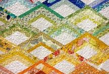 Quilting  / by Linda Claussen