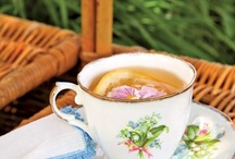 Time for Tea / Each cup of tea represents an imaginary voyage.  ~Catherine Douzel