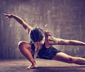 """Dance. Flight of the Soul. / Every day we are inspired by dance. """"To dance is to be out of yourself.  Larger, more beautiful, more powerful.""""  ~Agnes De Mille"""