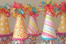 Birthday party ideas / by Alisha Byrd