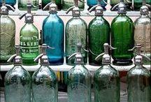 Mason, Cloches, Glass....