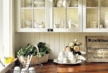 Kitchen and Pantry / by Amanda Hunt
