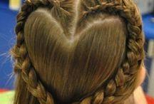 Elaina's hair styles :) / by Alisha Byrd