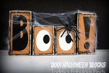 Halloween / by Alisha Byrd