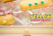 Yellow Submarine Birthday Party