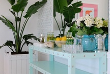 Bar Cart Styling / by Wendy