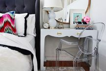 Interior decor and design ideas. / Stylin' spaces and inspirational decor.  / by Annelise Perron