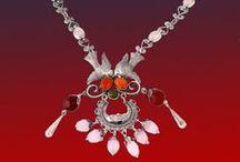 Mexican Jewelry - Joyería Mexicana / by Alejandra Georgina Laorrabaquio Saad