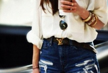 Outfit crush / by Wendy